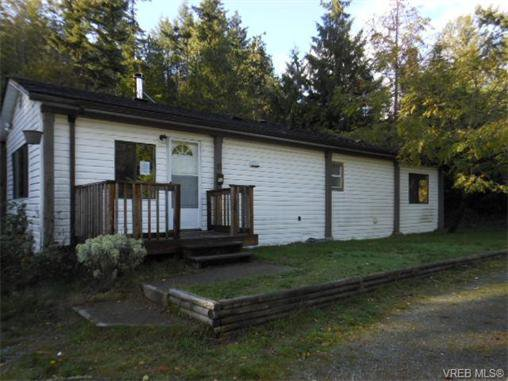 Main Photo: B37 920 Whittaker Rd in MALAHAT: ML Malahat Proper Manufactured Home for sale (Malahat & Area)  : MLS®# 745085