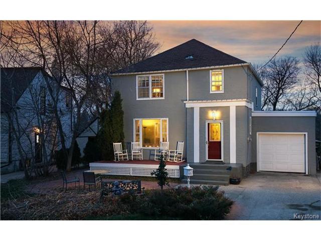 Main Photo: 377 Kingston Crescent in Winnipeg: Elm Park Residential for sale (2C)  : MLS®# 1629629