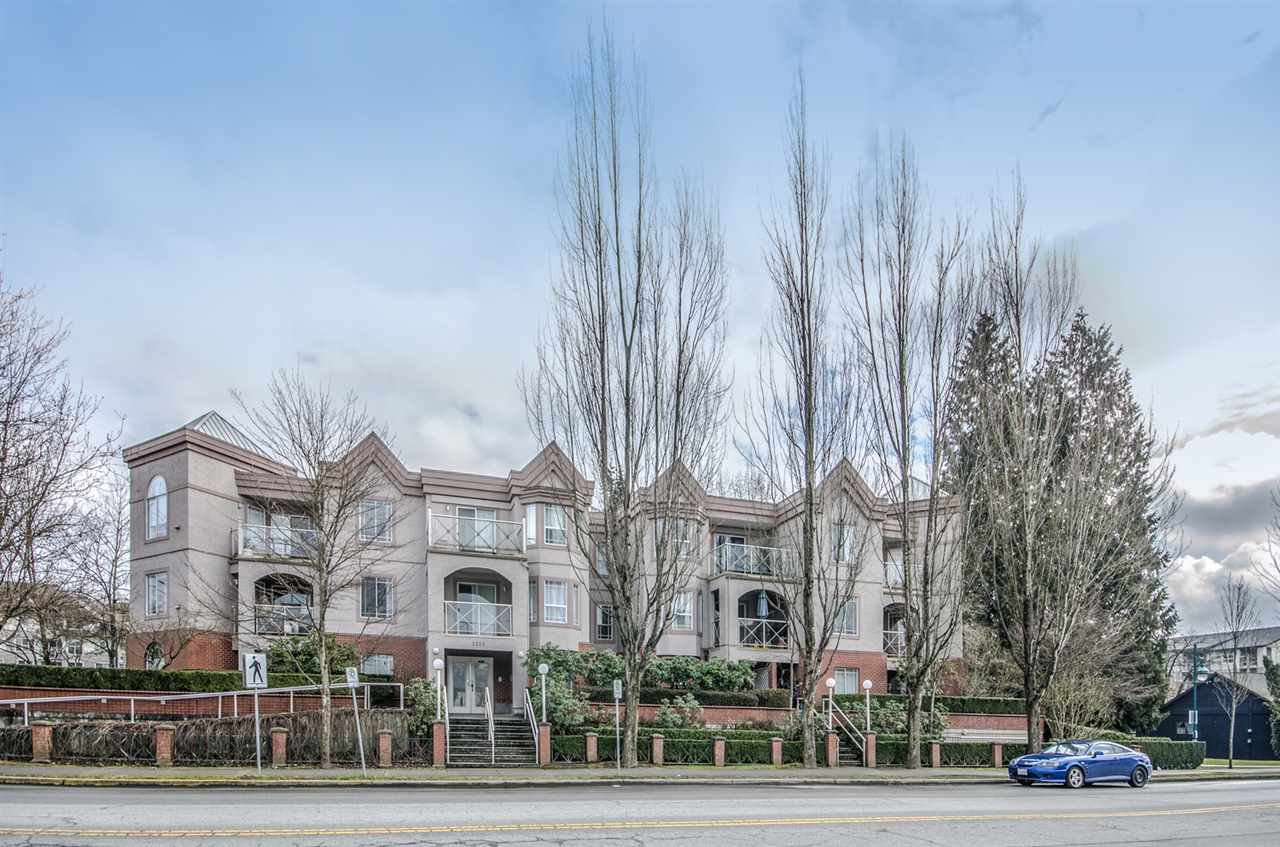 Photo 2: Photos: 308 2380 SHAUGHNESSY Street in Port Coquitlam: Central Pt Coquitlam Condo for sale : MLS®# R2141737