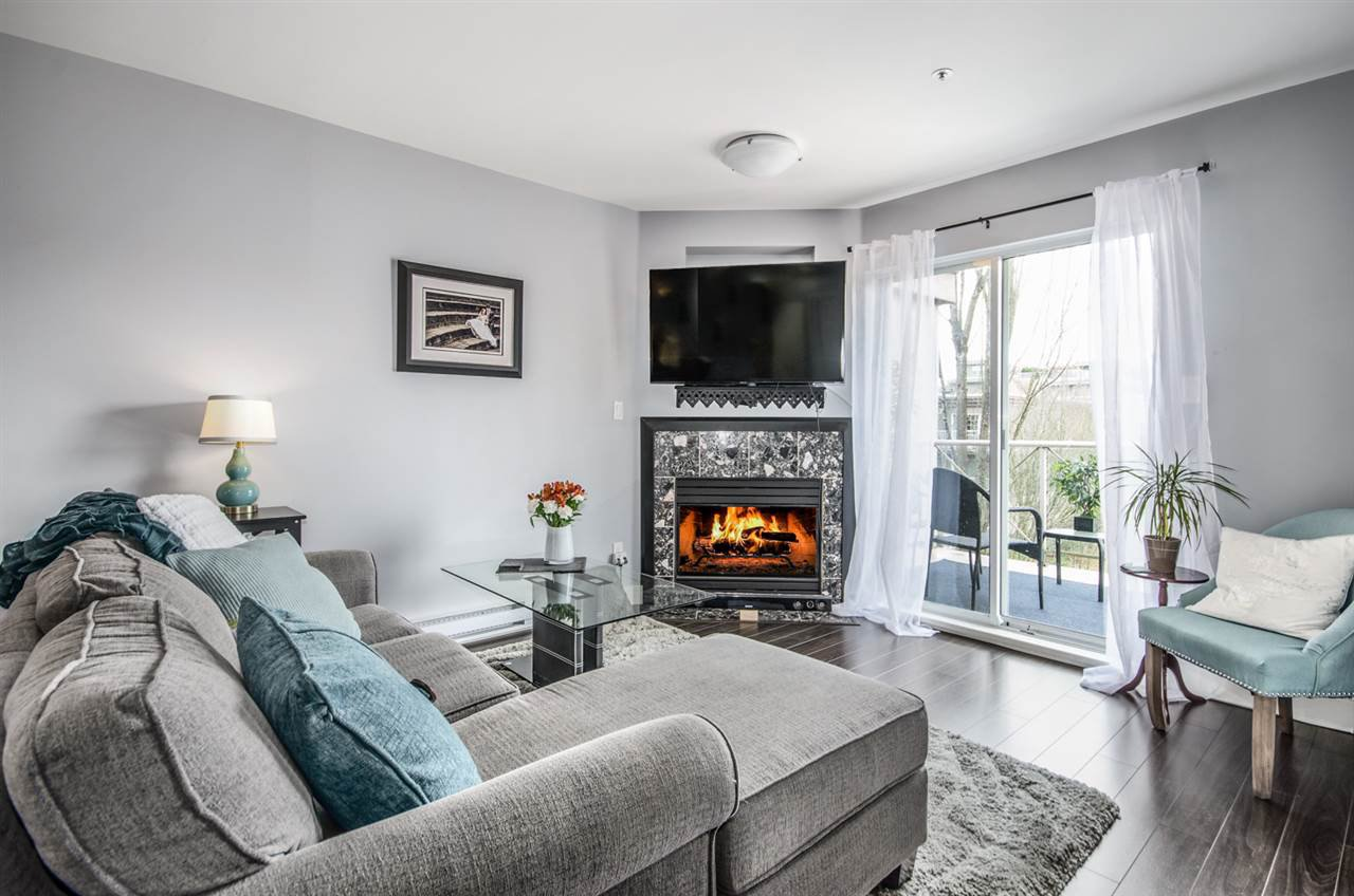 Photo 4: Photos: 308 2380 SHAUGHNESSY Street in Port Coquitlam: Central Pt Coquitlam Condo for sale : MLS®# R2141737