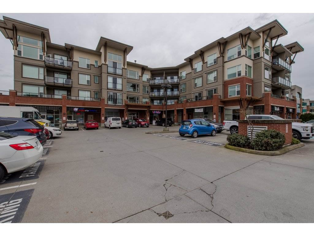 "Main Photo: 201 1975 MCCALLUM Road in Abbotsford: Central Abbotsford Condo for sale in ""The Crossing"" : MLS®# R2147951"