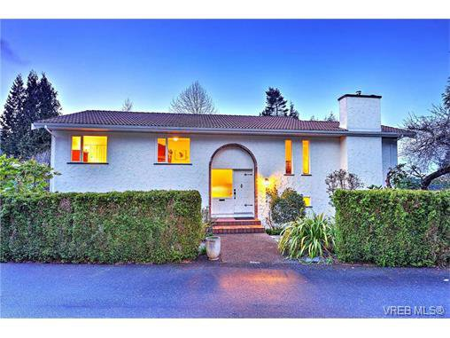 Main Photo: 5054 Cordova Bay Rd in VICTORIA: SE Cordova Bay Single Family Detached for sale (Saanich East)  : MLS®# 753946