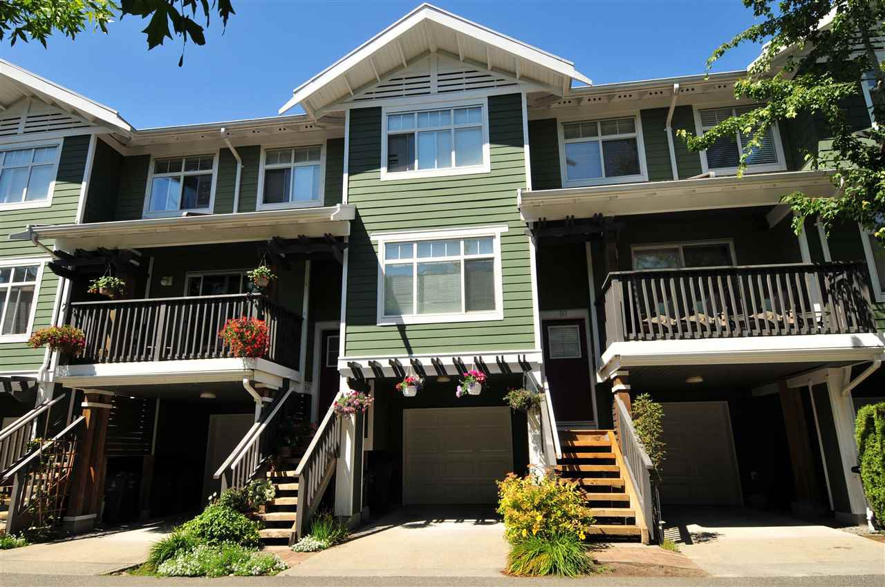 "Main Photo: 49 15233 34 Avenue in Surrey: Morgan Creek Townhouse for sale in ""Sundance"" (South Surrey White Rock)  : MLS®# R2155789"