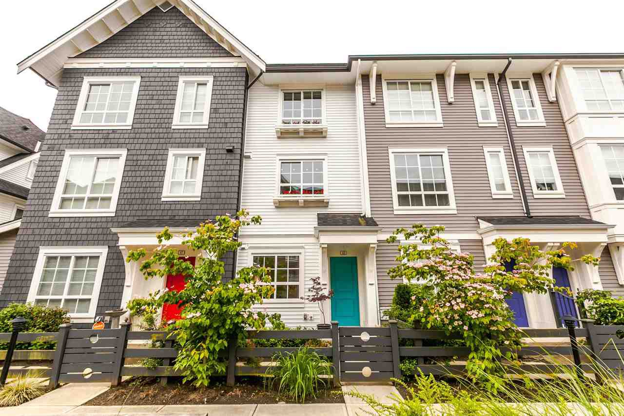 "Main Photo: 48 8438 207A Street in Langley: Willoughby Heights Townhouse for sale in ""YORK"" : MLS®# R2179201"