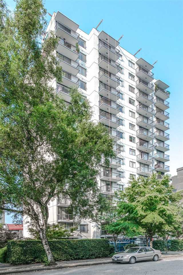 """Main Photo: 1506 1146 HARWOOD Street in Vancouver: West End VW Condo for sale in """"The Lamplighter"""" (Vancouver West)  : MLS®# R2199558"""
