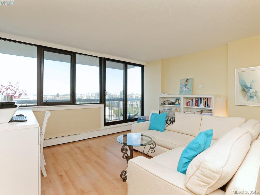 Main Photo: 1401 647 Michigan St in VICTORIA: Vi James Bay Condo Apartment for sale (Victoria)  : MLS®# 770846