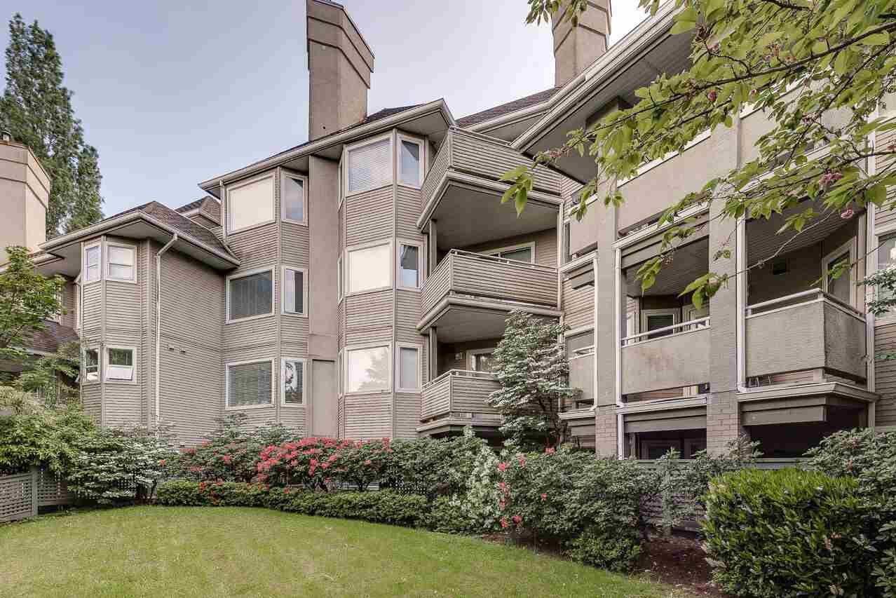 """Main Photo: 103 3738 NORFOLK Street in Burnaby: Central BN Condo for sale in """"Winchelsea"""" (Burnaby North)  : MLS®# R2268602"""