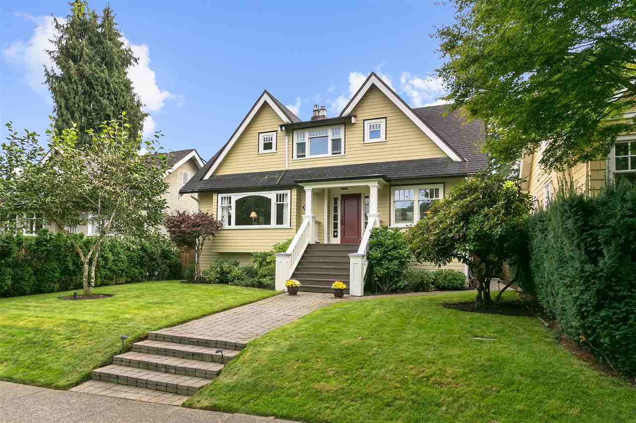 Main Photo: 4446 W 6TH Avenue in Vancouver: Point Grey House for sale (Vancouver West)  : MLS®# R2310083