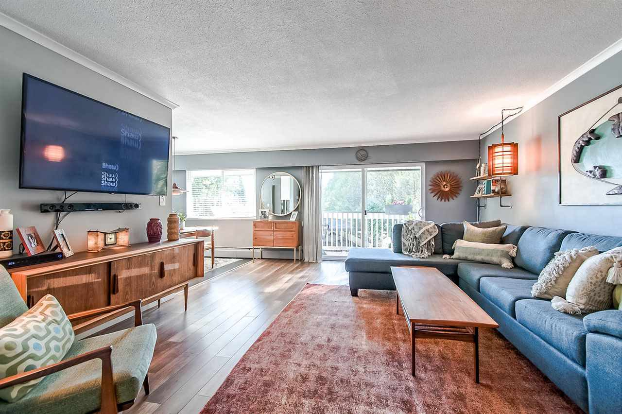 Bright and spacious, this fully renovated two bed condo is absolutely move-in ready.