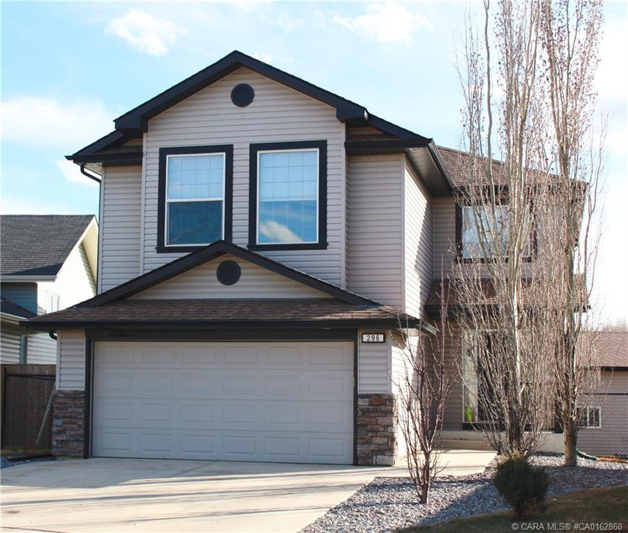 Main Photo: 296 Jenner Crescent in Red Deer: RR Johnstone Crossing Residential for sale : MLS®# CA0162860