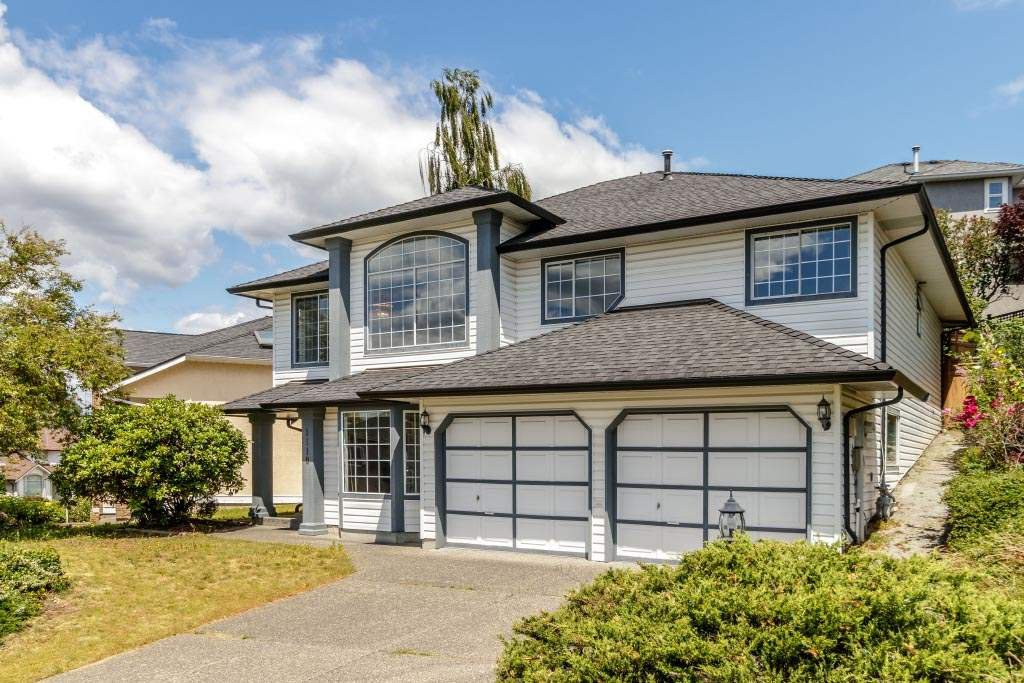 "Main Photo: 1110 FLETCHER Way in Port Coquitlam: Citadel PQ House for sale in ""CITADEL"" : MLS®# R2380215"