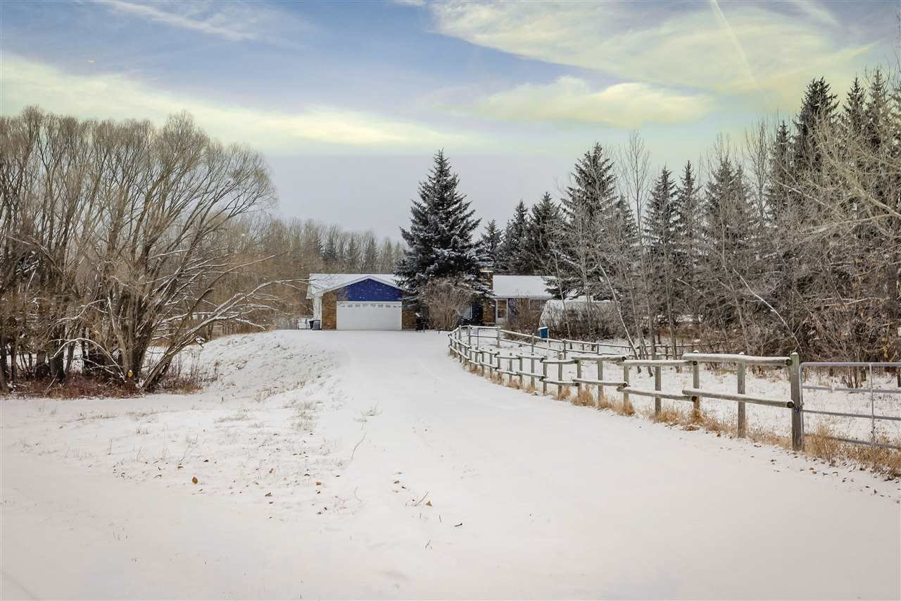 Main Photo: : Rural Strathcona County House for sale : MLS®# E4171542
