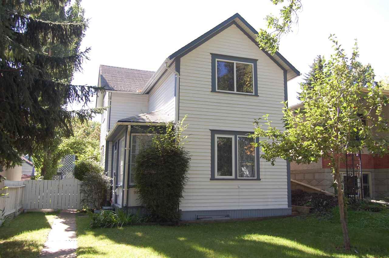 Main Photo: 9837 85 Avenue in Edmonton: Zone 15 House for sale : MLS®# E4171572
