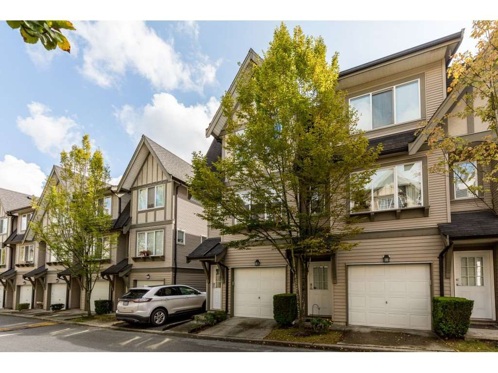 "Main Photo: 83 8775 161 Street in Surrey: Fleetwood Tynehead Townhouse for sale in ""Ballantyne"" : MLS®# R2406213"