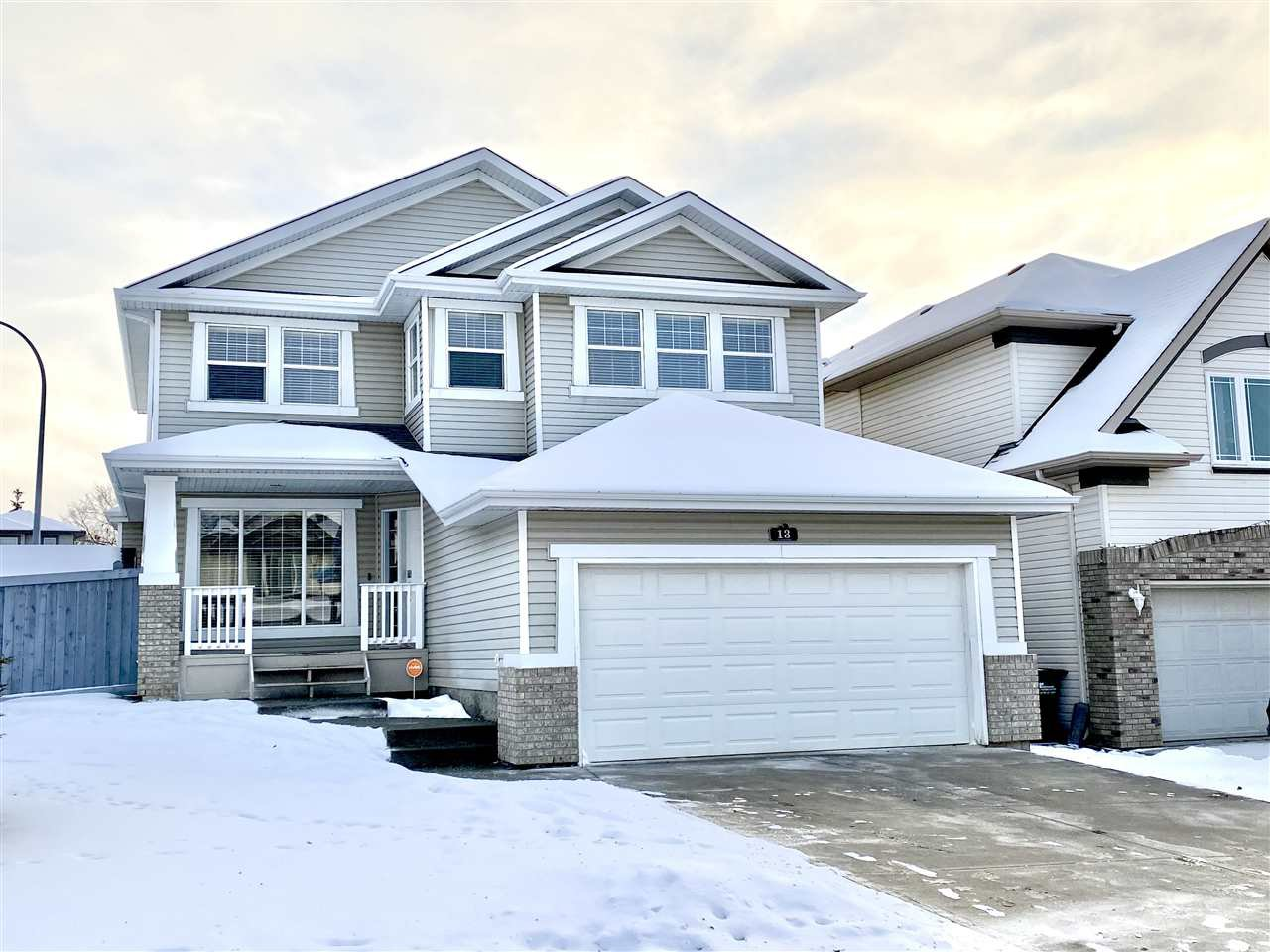 Main Photo: 13 HIGHGROVE Terrace: Sherwood Park House for sale : MLS®# E4184200