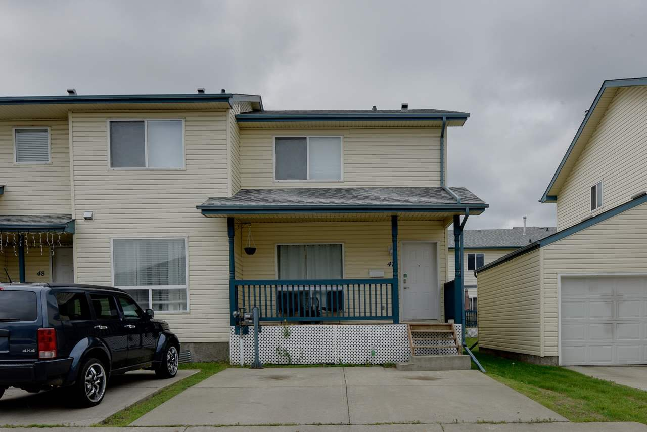 Main Photo: 47 10909 106 Street in Edmonton: Zone 08 Townhouse for sale : MLS®# E4204204