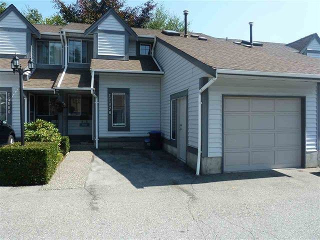 "Main Photo: 11978 90 Avenue in Delta: Annieville Townhouse for sale in ""SUNRIDGE ESTATES"" (N. Delta)  : MLS®# R2508694"