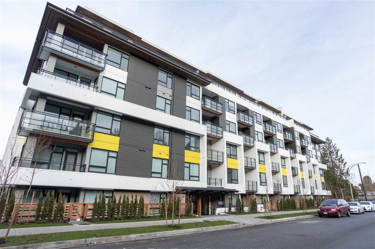 """Main Photo: 107 3038 ST GEORGE Street in Port Moody: Port Moody Centre Condo for sale in """"GEORGE"""" : MLS®# R2527223"""