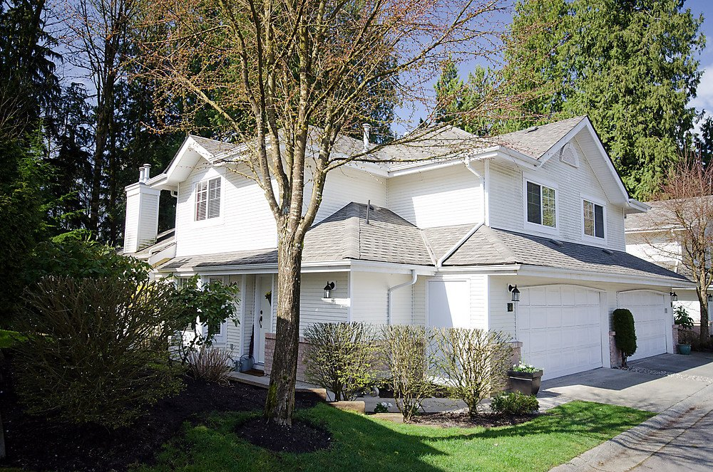 "Main Photo: 40 8675 WALNUT GROVE Drive in Langley: Walnut Grove Townhouse for sale in ""CEDAR CREEK"" : MLS®# F1110268"