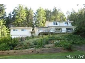 Main Photo: 1330 Copper Mine Road in SOOKE: Sk East Sooke Residential for sale (Sooke)  : MLS®# 265163