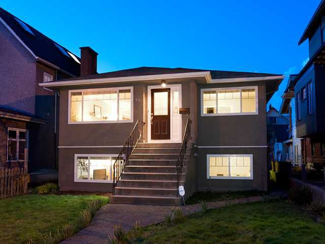 Main Photo: 637 E 11TH Avenue in Vancouver: Mount Pleasant VE House for sale (Vancouver East)  : MLS®# V938230
