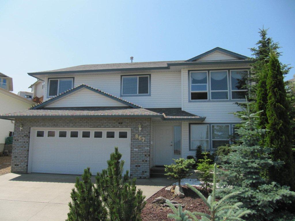 Main Photo: 867 Regent Crescent in Kamloops: House for sale : MLS®# MLS 111000