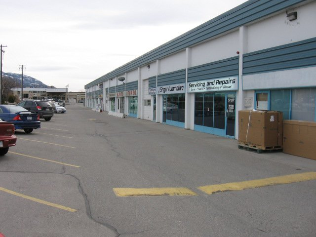 Main Photo: 150 - 48 W Industrial Avenue in Penticton: Commercial for sale : MLS®# 140499