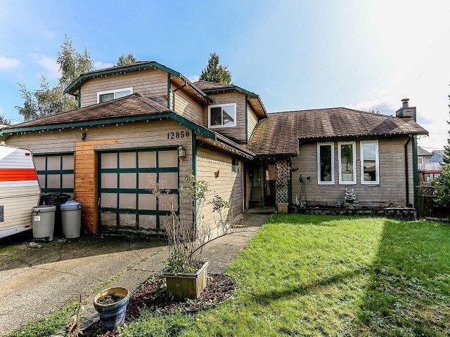 "Main Photo: 12850 104A Avenue in Surrey: Cedar Hills House for sale in ""Kwantlen Park"" (North Surrey)  : MLS®# F1322613"