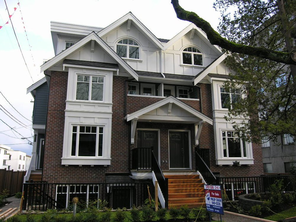 Photo 1: Photos: 2868 Spruce Street in Vancouver West: Fairview VW Home for sale ()  : MLS®# 694898