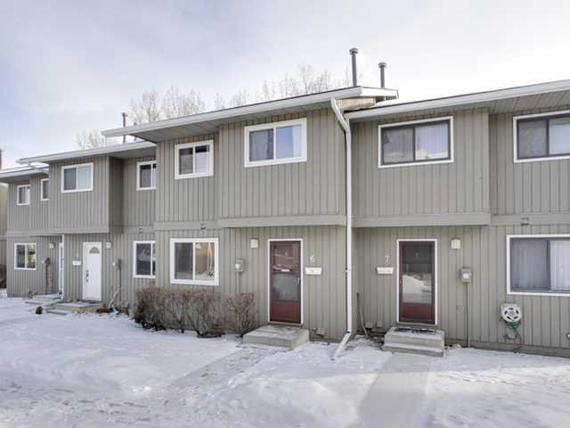 Main Photo: 6 6503 Ranchview Drive NW in CALGARY: Ranchlands Townhouse for sale (Calgary)  : MLS®# C3602270