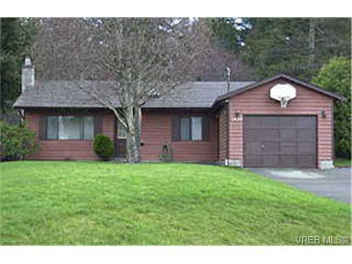 Main Photo: 2638 Alderglen Pl in VICTORIA: La Walfred Single Family Detached for sale (Langford)  : MLS®# 252158