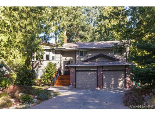 Main Photo: 1650 Stuart Park Terrace in NORTH SAANICH: NS Dean Park Single Family Detached for sale (North Saanich)  : MLS®# 347521