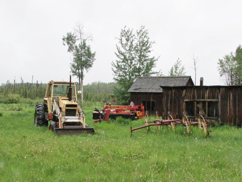 "Main Photo: 17507 SIPHON CREEK Road in Fort St. John: Fort St. John - Rural E 100th Land for sale in ""OSBORN"" (Fort St. John (Zone 60))  : MLS®# N244479"