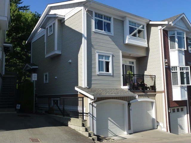 "Photo 1: Photos: 33 19551 66 Avenue in Surrey: Clayton Townhouse for sale in ""Manhattan Skye"" (Cloverdale)  : MLS®# F1441541"