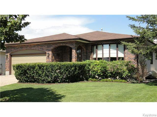 Photo 1: Photos: 6 Saul Miller Drive in WINNIPEG: West Kildonan / Garden City Residential for sale (North West Winnipeg)  : MLS®# 1520095
