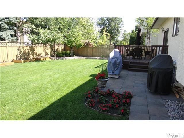 Photo 14: Photos: 6 Saul Miller Drive in WINNIPEG: West Kildonan / Garden City Residential for sale (North West Winnipeg)  : MLS®# 1520095