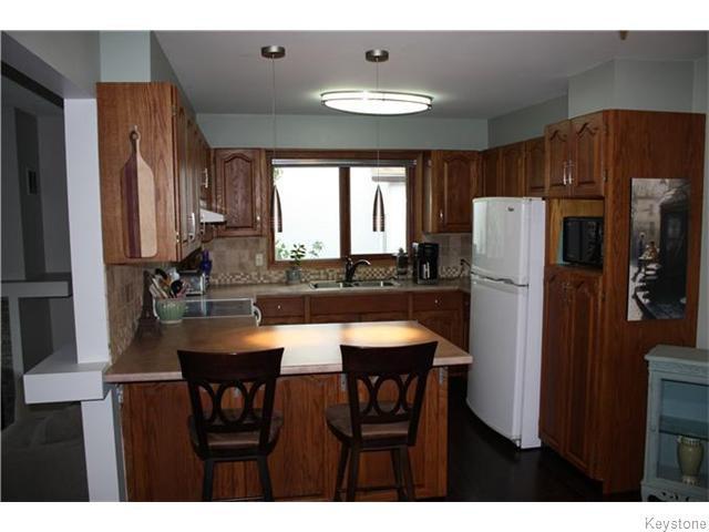 Photo 6: Photos: 6 Saul Miller Drive in WINNIPEG: West Kildonan / Garden City Residential for sale (North West Winnipeg)  : MLS®# 1520095