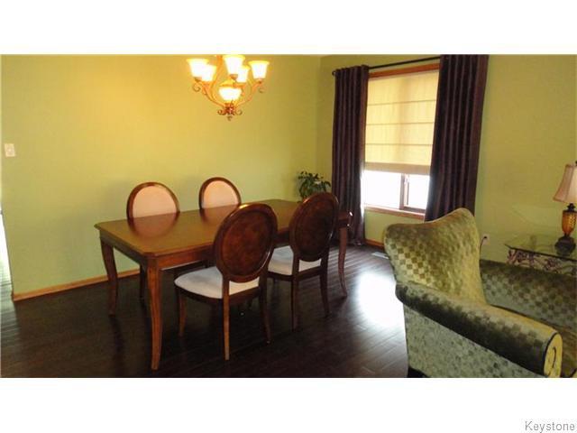 Photo 4: Photos: 6 Saul Miller Drive in WINNIPEG: West Kildonan / Garden City Residential for sale (North West Winnipeg)  : MLS®# 1520095