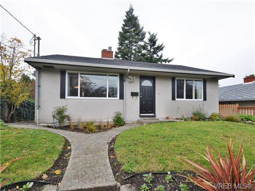 Main Photo: 2512 Shakespeare St in VICTORIA: Vi Fernwood House for sale (Victoria)  : MLS®# 716760