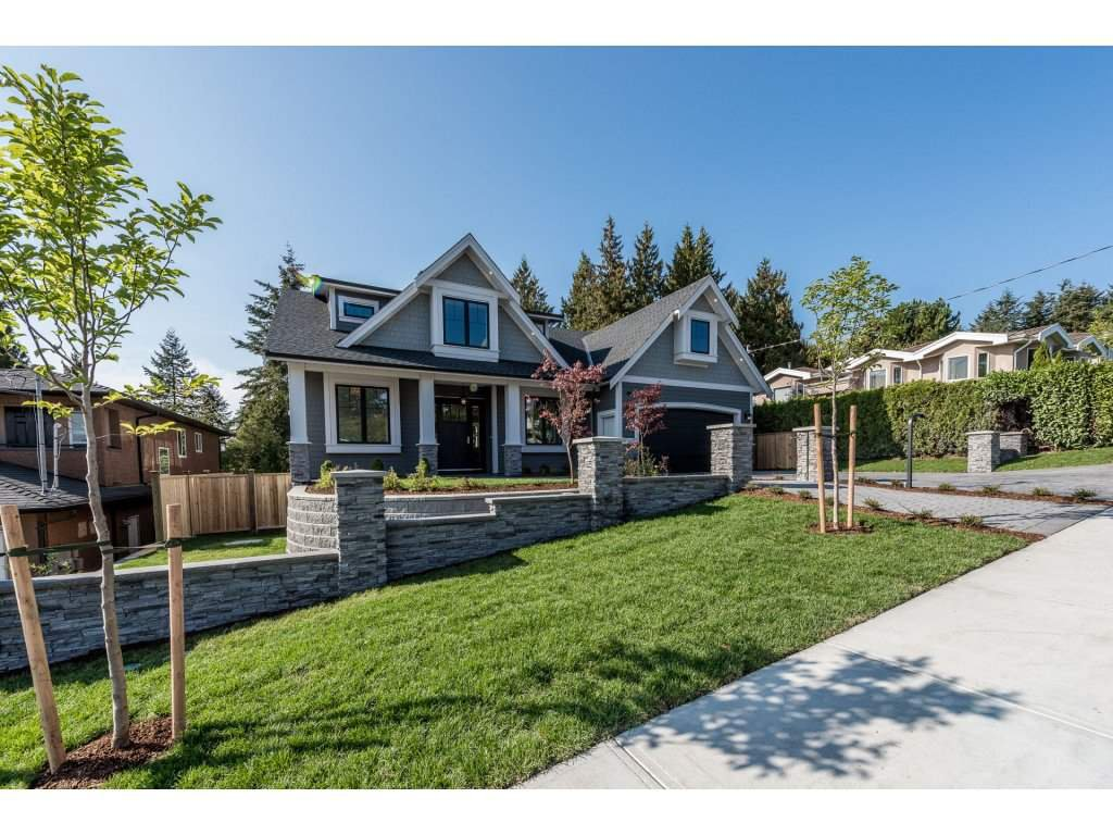 Main Photo: 7949 MCGREGOR Avenue in Burnaby: South Slope House for sale (Burnaby South)  : MLS®# R2130005