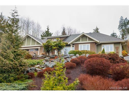 Main Photo: 2443 Gatewheel Road in MILL BAY: ML Mill Bay Single Family Detached for sale (Malahat & Area)  : MLS®# 374829