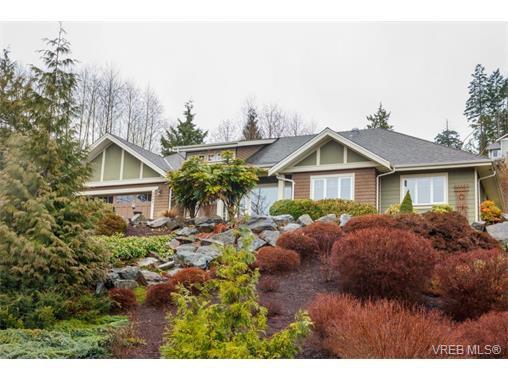 Main Photo: 2443 Gatewheel Rd in MILL BAY: ML Mill Bay House for sale (Malahat & Area)  : MLS®# 752027