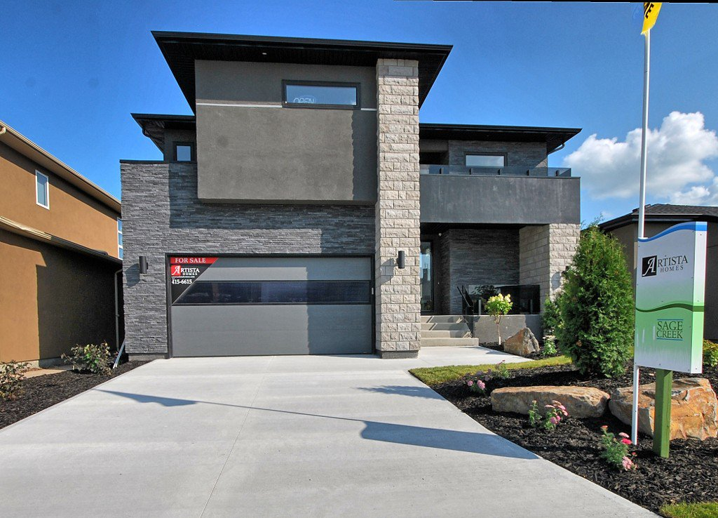 26 East Plains Drive in Sage Creek built by Artista Homes