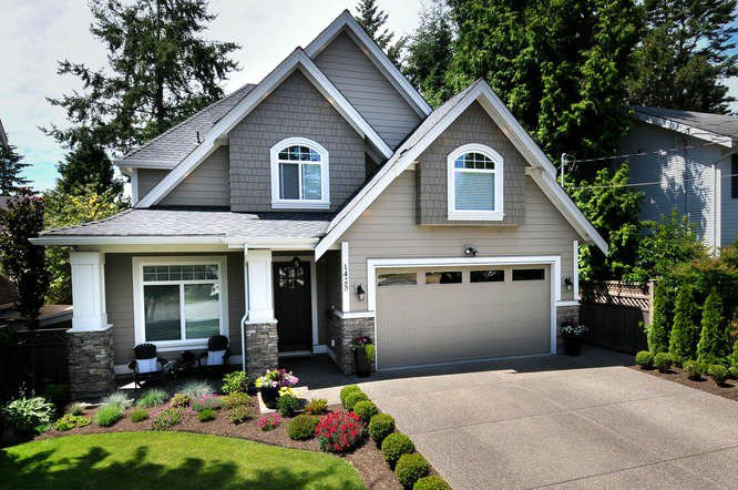 Main Photo: 1425 129B STREET in Surrey: Crescent Bch Ocean Pk. House for sale (South Surrey White Rock)  : MLS®# R2188358