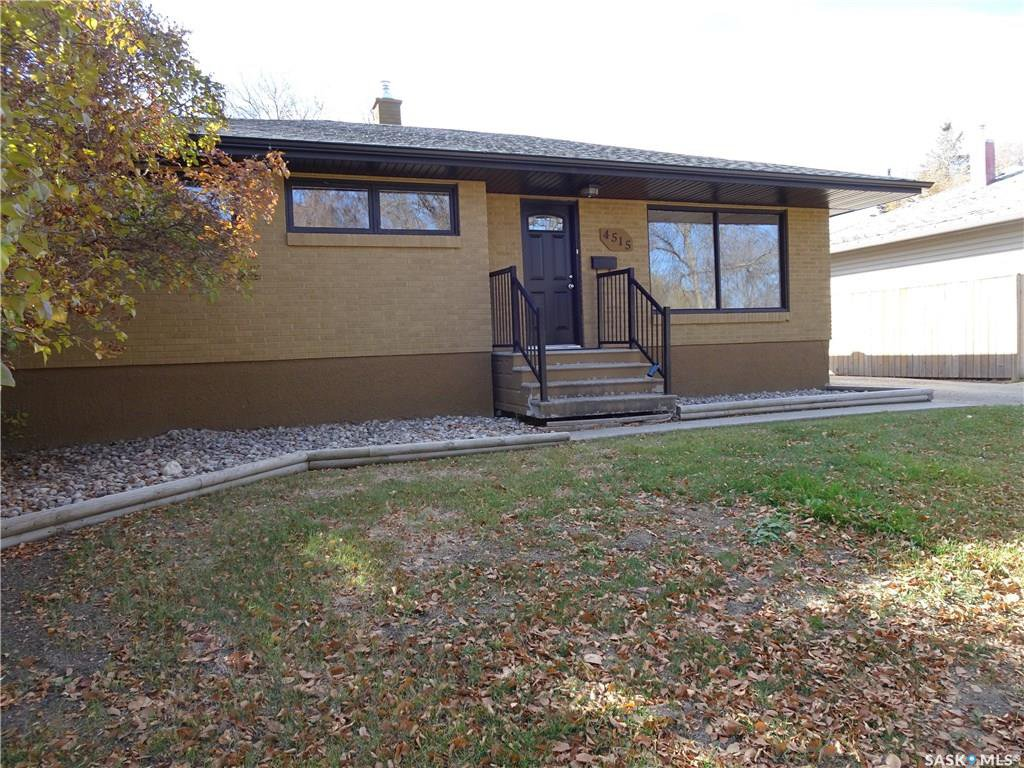 Main Photo: 4515 Sherwood Drive in Regina: Regent Park Residential for sale : MLS®# SK709525