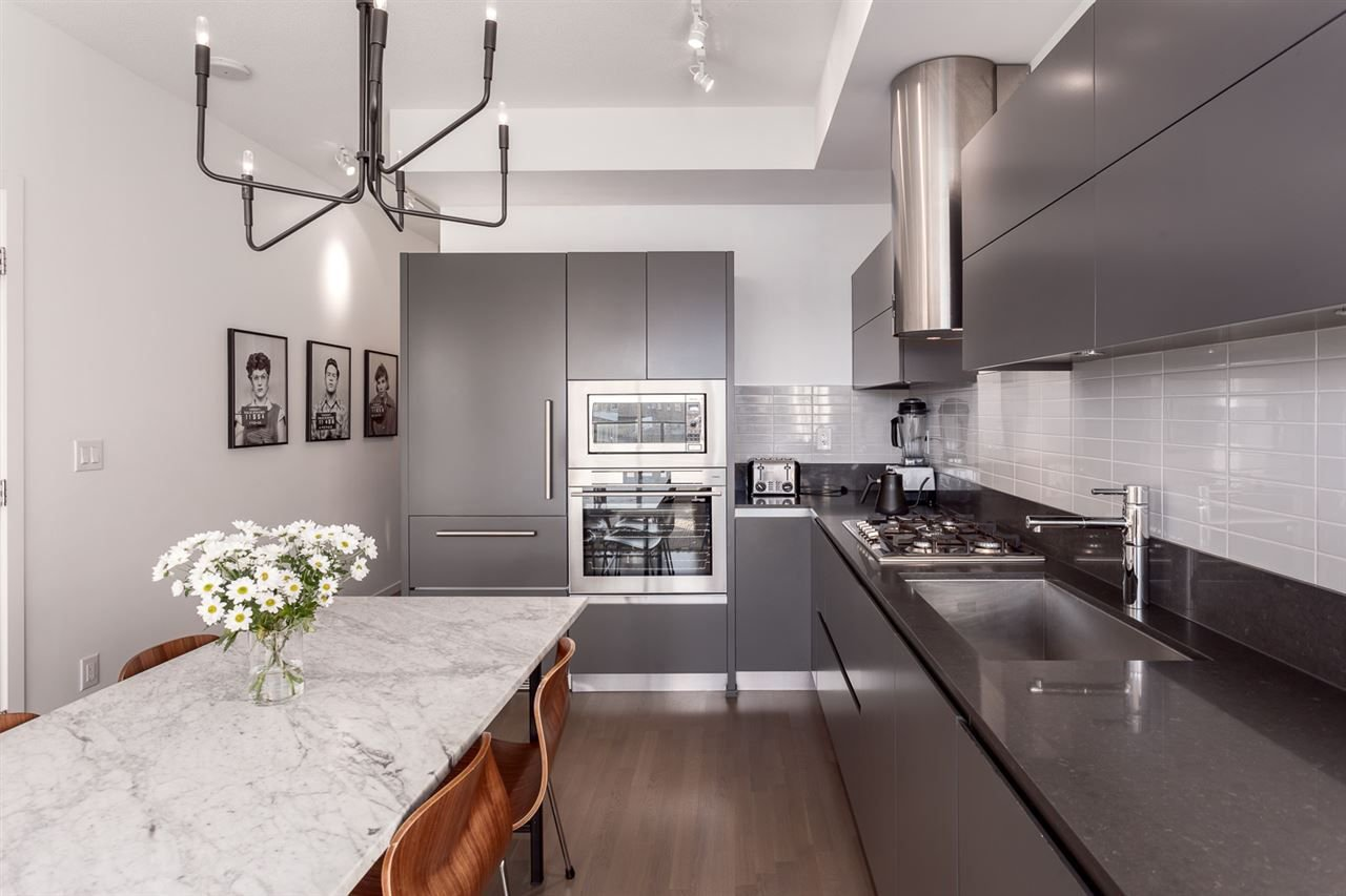 """Photo 4: Photos: 511 133 E 8TH Avenue in Vancouver: Mount Pleasant VE Condo for sale in """"Collection 45"""" (Vancouver East)  : MLS®# R2240865"""