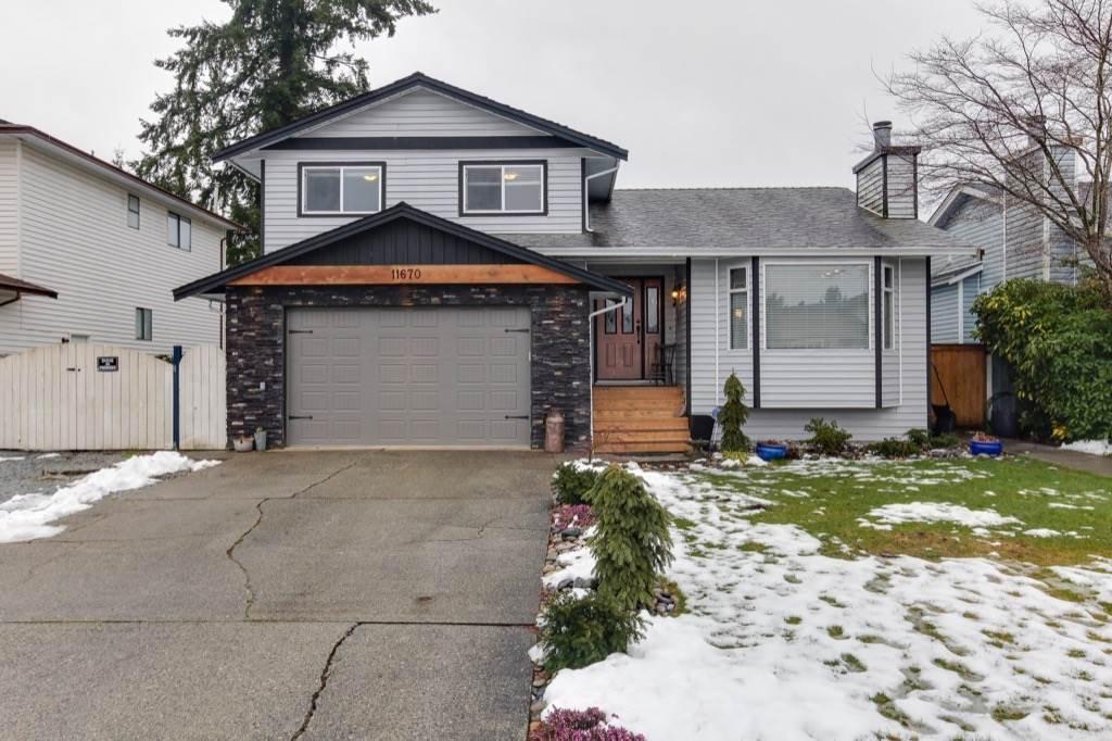Main Photo: 11670 MILLER Street in Maple Ridge: Southwest Maple Ridge House for sale : MLS®# R2243577