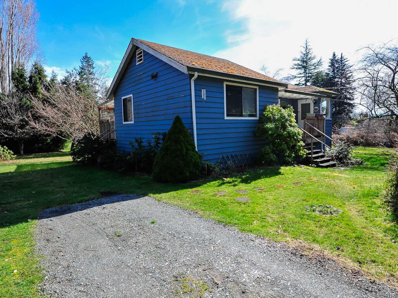 Main Photo: 108 CROTEAU ROAD in COMOX: CV Comox Peninsula House for sale (Comox Valley)  : MLS®# 781193