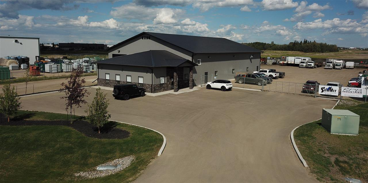 Main Photo: 40 Manitoba Way: Spruce Grove Industrial for sale : MLS®# E4118282