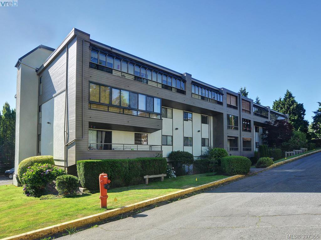 Main Photo: 305 955 Dingley Dell in VICTORIA: Es Kinsmen Park Condo Apartment for sale (Esquimalt)  : MLS®# 397355